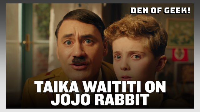 Jojo Rabbit Director Taika Waititi On His Anti-Hate Satire