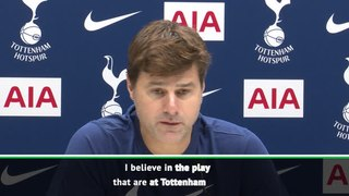 Pochettino reveals Tottenham January transfer plans