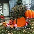 Des décors d'Halloween