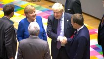 Back-Slaps, High-Fives and Bro-Hugs: Boris Johnson's EU Victory Lap