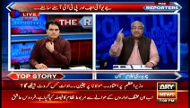 Maulanas sit-in will be postponed, else he will be arrested, claims Chaudhry Ghulam Hussain