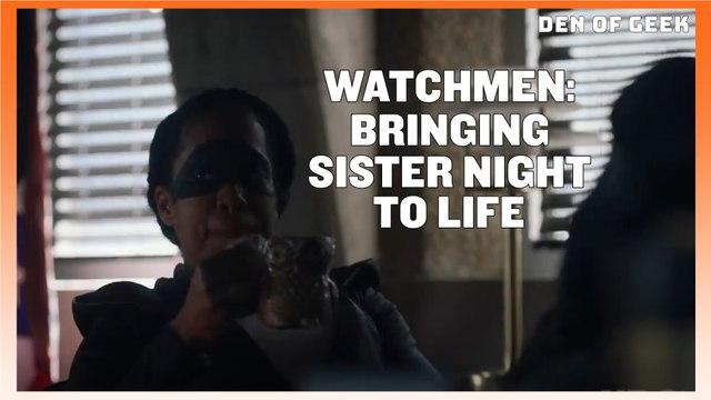 Watchmen (2019) - Regina King and Nicole Kassell Interview