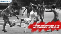 Timnas Indonesia U-19 Pecundangi Tiongkok