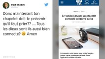Un chapelet connecté mis en vente par le Vatican pour pousser les jeunes à la prière