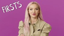 Dove Cameron Shares Her Firsts