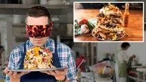 Recreating Guy Fieri's Trash Can Nachos From Taste