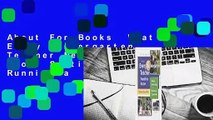 About For Books  What Every Kindergarten Teacher Needs to Know: About Setting Up and Running a