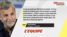 Genesio « persuadé » que Rudi Garcia va réussir à l'OL - Foot - L1 - OL