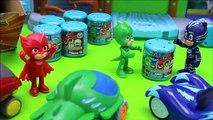PJ Masks Mashems Toys With Disney PJ Masks REV Race Cars Color Toys For Kids