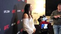 Maycee Barber On Paige Van Zant Drama, Jon Jones' Record