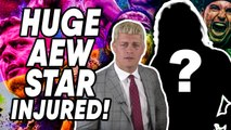 HUGE AEW Star INJURED! WWE NXT & AEW Dynamite Reviews! WrestleTalk