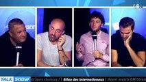Talk Show du 10/17, partie 3 : bilan des internationaux