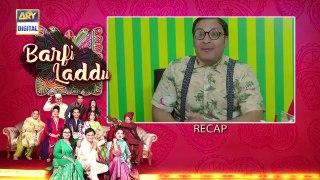 Barfi Laddu Epi 21 - 17th October 2019 - ARY Digital Drama