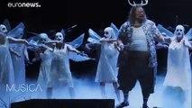 Humor y fantasía en la Ópera Estatal de Berlín