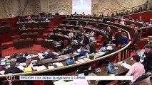 REGION  Un débat budgétaire à 1,4 Md€