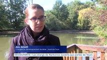 DECOUVERTE Les étangs de Narbonnes ouverts aux portes de Tours