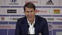 """OL - Garcia : """"Plutôt que de séduire, je veux que l'équipe soit convaincante"""""""