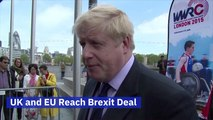 The UK And EU Make A Deal
