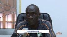Football   Elim. CHAN 2020 : Réactions de Gouaméné Maxime sur les erreurs du match aller