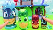 PJ Masks Toys Super Moon Nesting Dolls PJ Masks Series 3 Mashems Disney Surprises Toys
