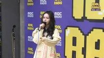 "[IDOL RADIO] 퍼플백 민이가 부르는 ""얼쑤""♬♪"