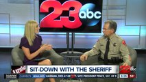 Sit-down with Sheriff Donny Youngblood