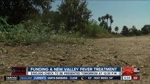Funding a New Valley Fever Treatment
