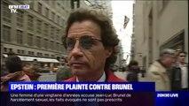 Affaire Epstein: une première plainte contre Jean-Luc Brunel
