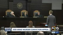 Jodi Arias' murder conviction appeal