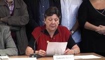 """Gabriela Serra: """"Rechazamos cualquier acción de violencia policial que hemos visto estos días"""""""