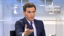 """Rivera: """"Apoyo al Gobierno de España pero veo una emergencia nacional y creo que se puede hacer más"""""""