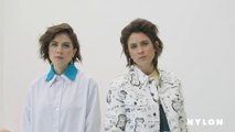Cover Stars: Behind The Scenes With Tegan and Sara