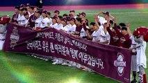 [영상] 프로야구 플레이오프 3차전 하이라이트 / YTN