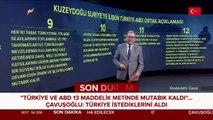 Trump: Dostum Erdoğan'a teşekkür ediyorum