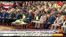 رئيس الجمهورية يشهد حفل تخرج الدفعة الأولى لكلية الطب العسكري