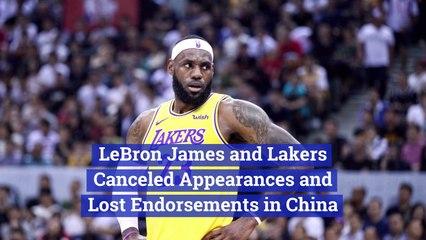 LeBron James And The China Dilemma