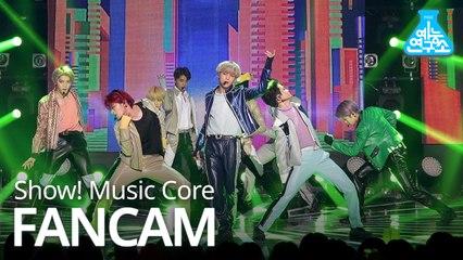 [예능연구소 직캠] NCT 127 - Superhuman, 엔시티 127 - Superhuman @Show! Music Core 20190615