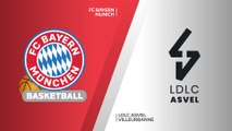 FC Bayern Munich- LDLC ASVEL Villeurbanne Highlights | Turkish Airlines EuroLeague, RS Round 3