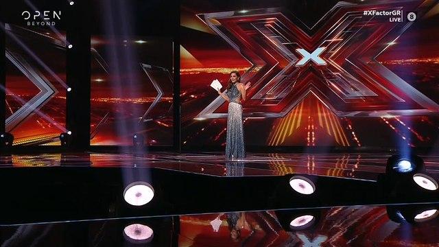 X Factor: Παγκόσμια ανατροπή από το πρώτο πρώτο live – Τι συνέβη;