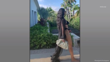 Rihanna's Confidence in This Slow-Motion Bikini Strut Is Truly Aspirational