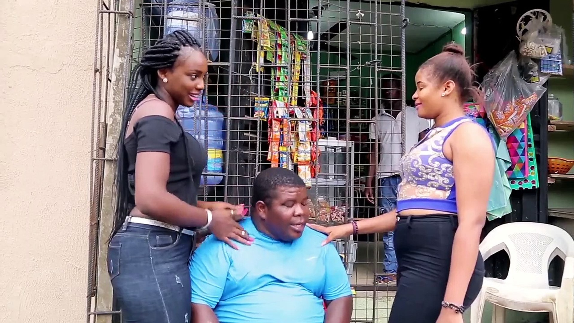 MY HUSBAND SOFT TOUCH MELTS MY HEART [PERFECT MAN] - 2019 NIGERIAN MOVIE