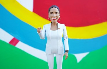 Alexandria Ocasio-Cortez to Receive Her Own Action Figure