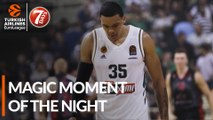 7DAYS Magic Moment of the Night: Panathinaikos OPAP Athens