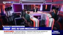 """États-Unis: Donald Trump a-t-il appelé le président italien """"Mozzarella"""" ?"""