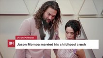 Jason Momoa Married His Dream Girl