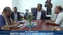 Media Group dan Timor Leste Bahas Kerja Sama di Berbagai Bidang