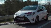 Der neue Toyota Yaris - Das Wichtigste in Kürze