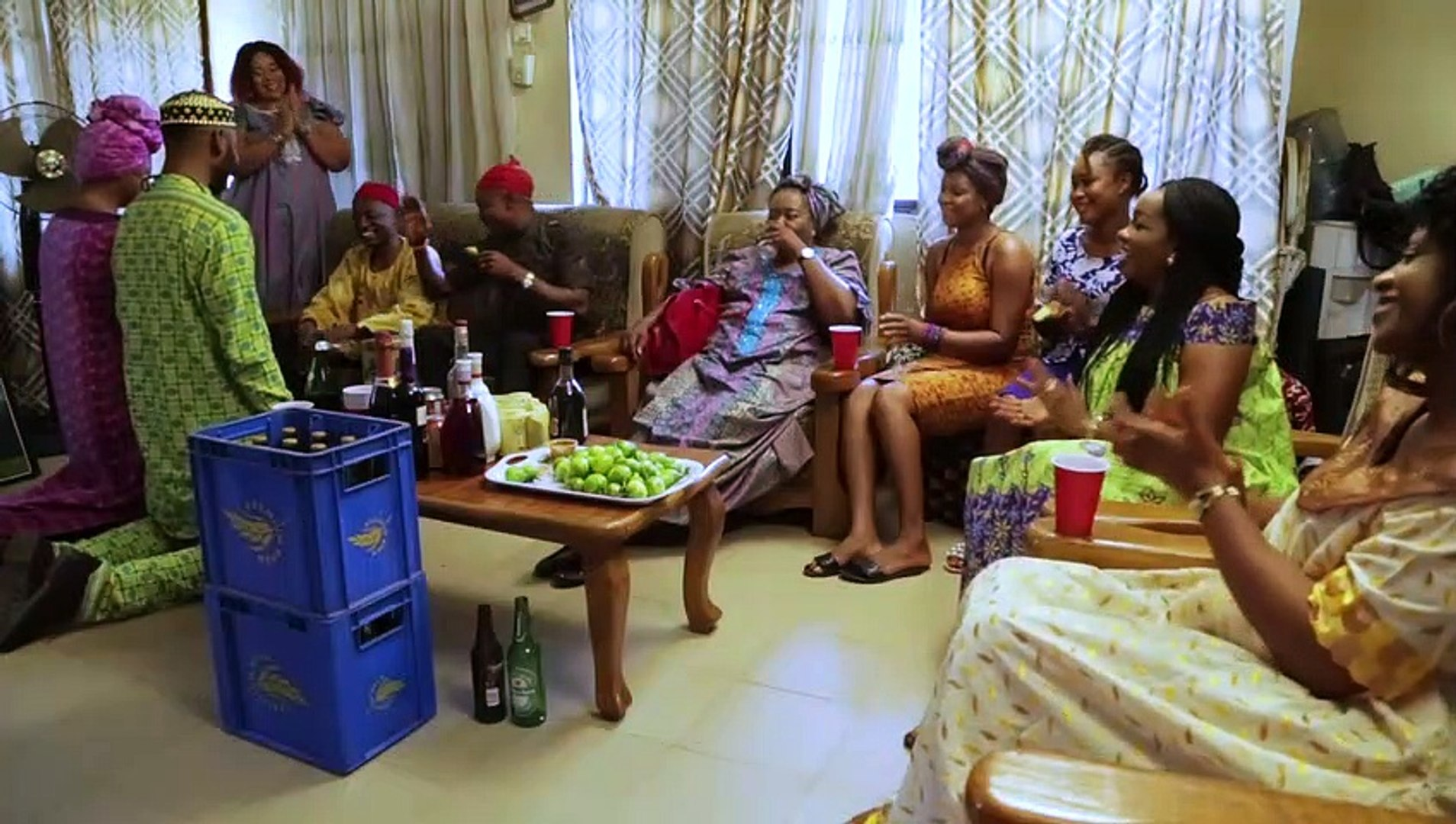 NO MATTER HOW I TRIED I CAN NEVER LET GO OF YOUR SEXY BODY - 2019 NIGERIAN MOVIE