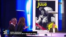 "Anna Mouglalis dans ""Mademoiselle Julie"" de Julie Brochen"