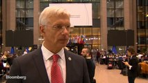 Latvian Prime Minister Karins on Brexit Deal, Turkey and Syria